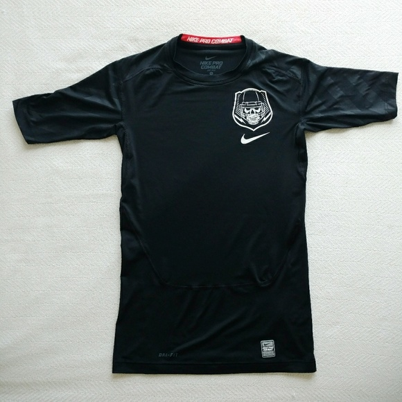 06c418aeddf6 Nike Pro Combat Compression Top. M 5b339ba1c2e9fe821139ce54. Other Shirts  ...